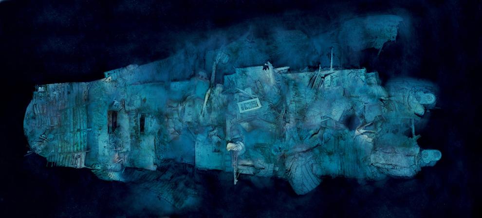 Il y a 100 ans, le naufrage du paquebot Titanic Bp50