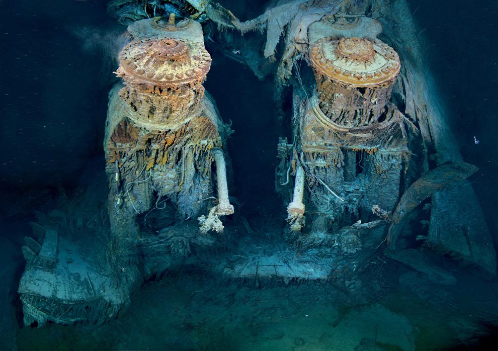 Il y a 100 ans, le naufrage du paquebot Titanic Bp51