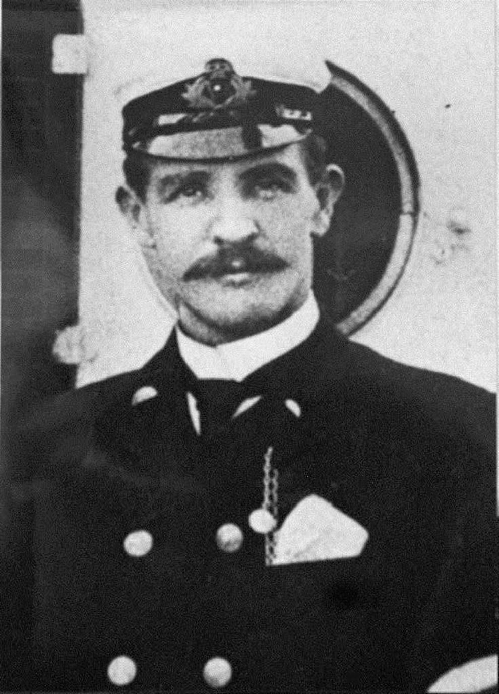 Il y a 100 ans, le naufrage du paquebot Titanic Bp8