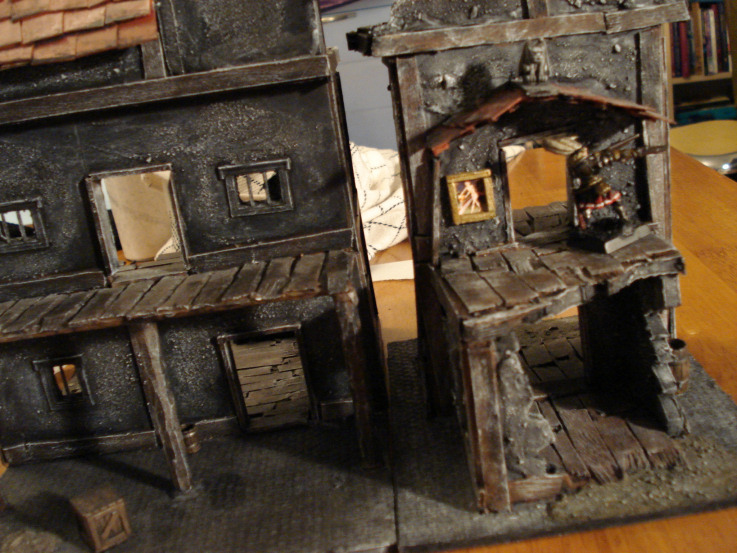 Asp's Group's Miniatures and Terrain City1
