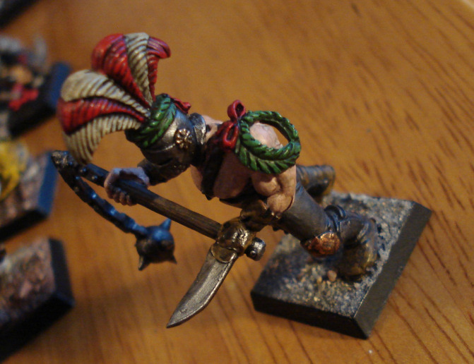 Asp's Group's Miniatures and Terrain Pitfighter