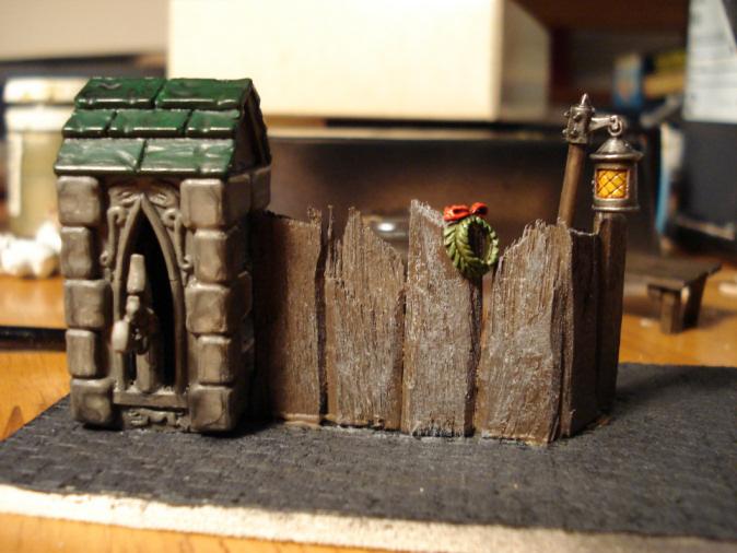 Asp's Group's Miniatures and Terrain Stockade1