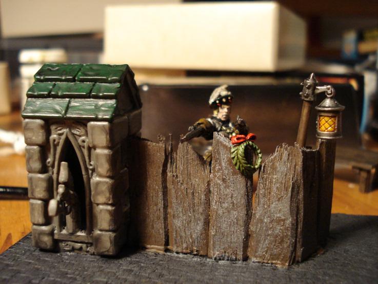 Asp's Group's Miniatures and Terrain Stockade2