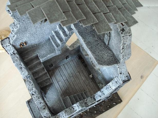 Asp's Group's Miniatures and Terrain Tower0