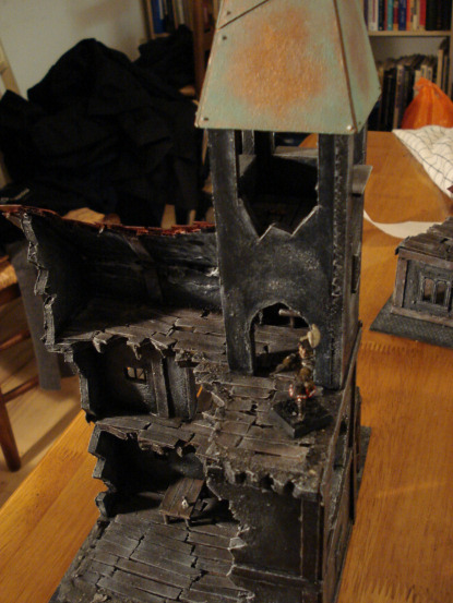 Asp's Group's Miniatures and Terrain Tower23