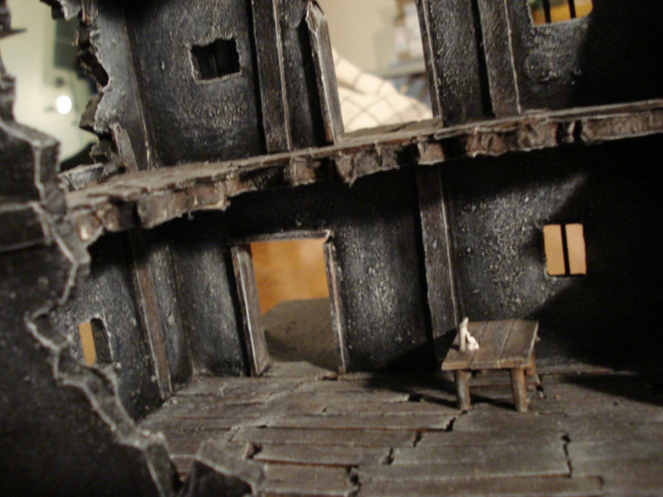 Asp's Group's Miniatures and Terrain Tower24