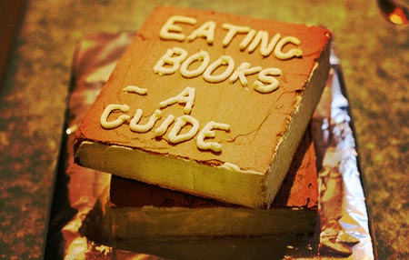 Wish us midtermers luck! Cake_book
