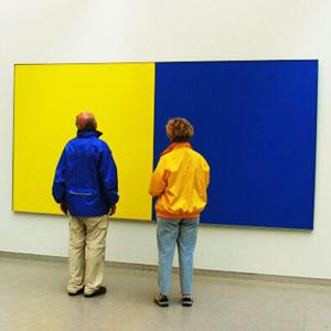 peinture - LU, VU ET ENTENDU DE TRAVERSES Musee2
