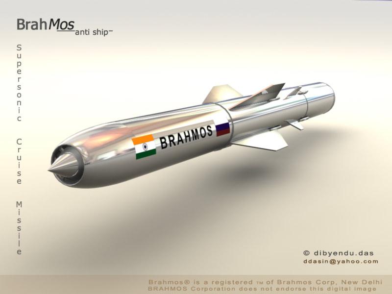 كيف تغرق حاملة طائرات أمريكية عملاقة؟ - صفحة 66 Ddas_brahmos
