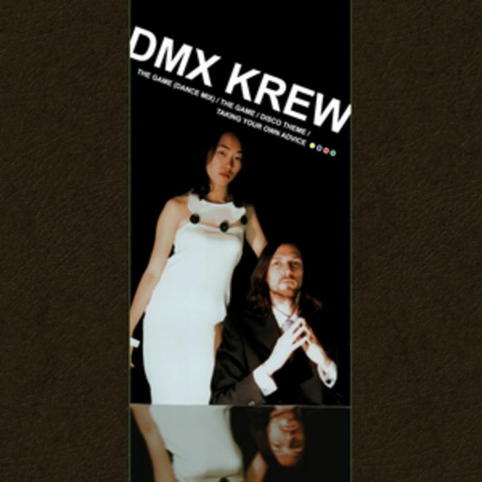 DMX Krew - The Game (Permanent Vacation 69-1) CS1685578-02A-BIG