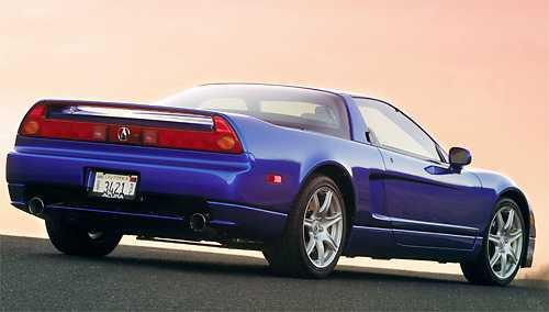Acura NSX  7