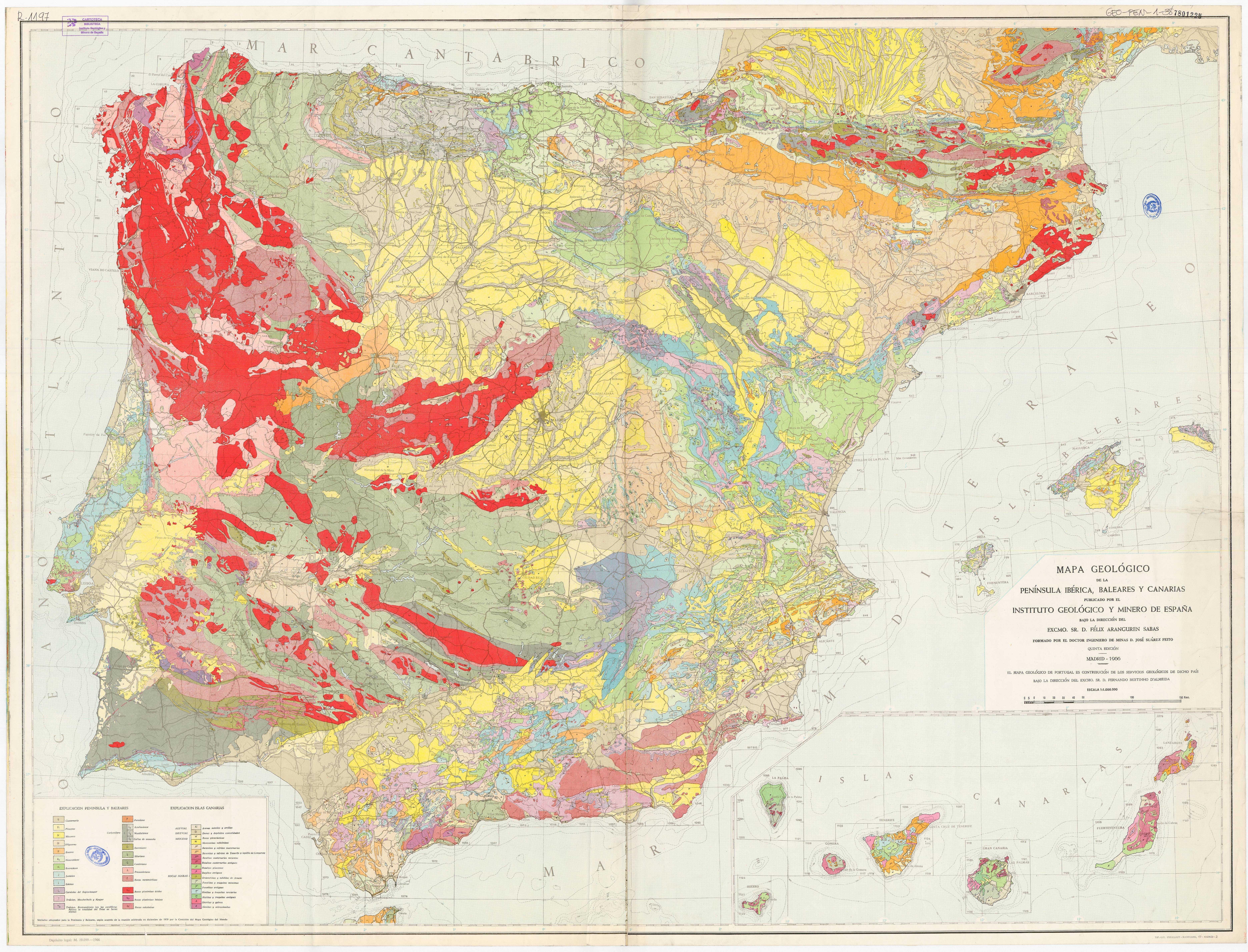 Primer mapa de exposición al radón EditadoG1000_%281966a%29