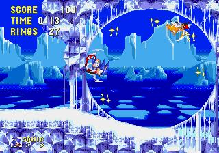 Vos jeux et niveaux où il fait froid préférés - Page 3 IceCapAct2