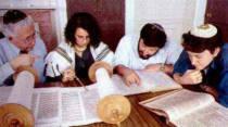 Link zu einigen Lektionen in Bibelhebräisch auf Youtube Frau1a