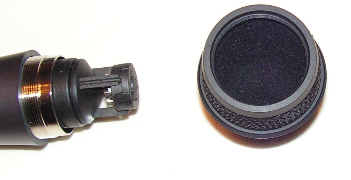 Microphone sans fil T-bone DS-16H : Utilisation sur émetteur-récepteur radioamateur Micro-sans-fil-08