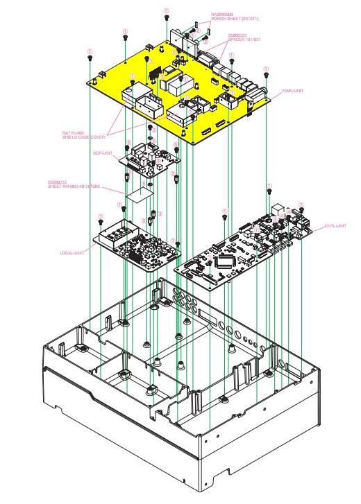 FTdx3000 Yaesu : Larsen fréquent et permanent dès le passage en émission en SSB Panne-micro-5