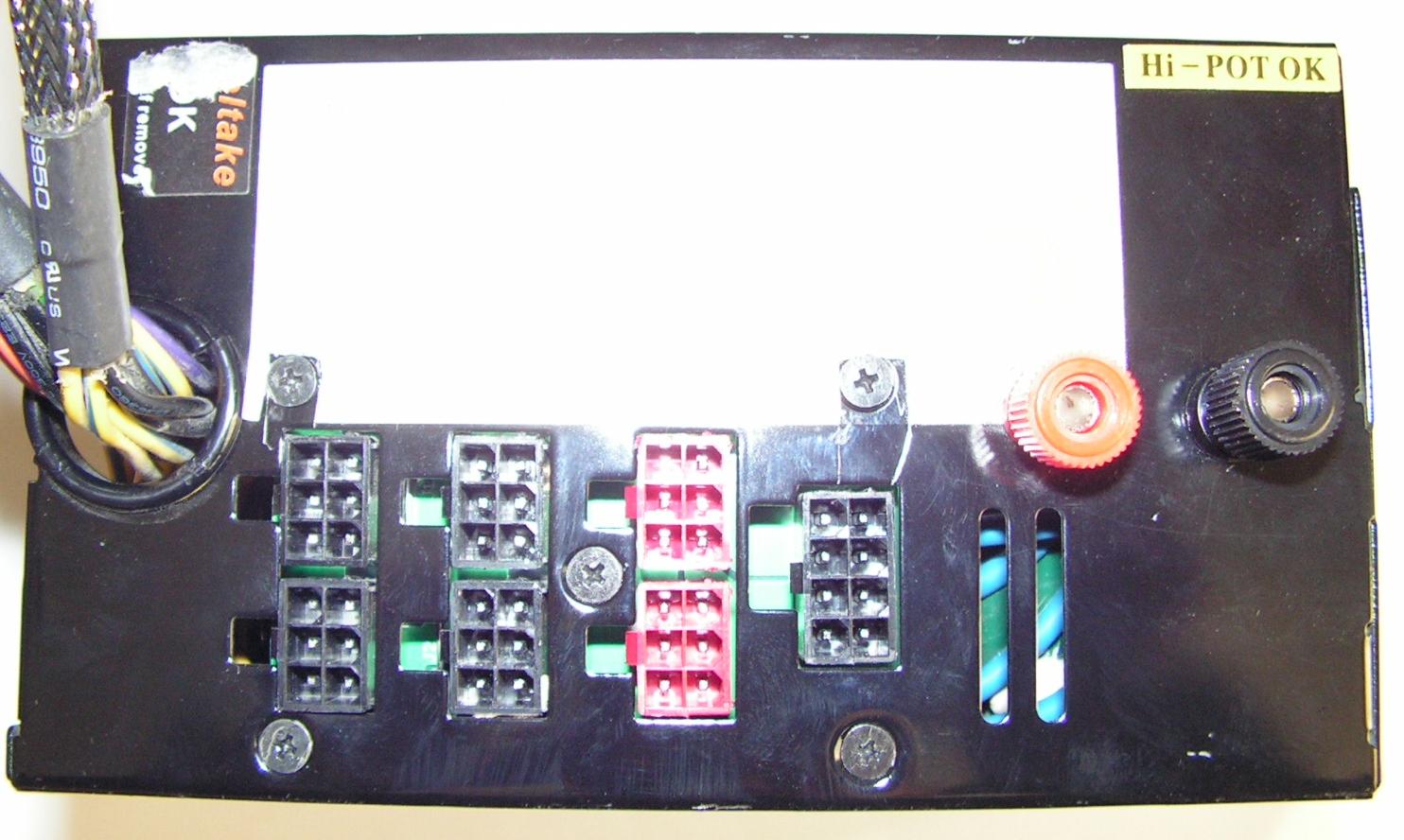 Alimentation à découpage pour émetteur-récepteur radioamateur Alim-pc-12v-09