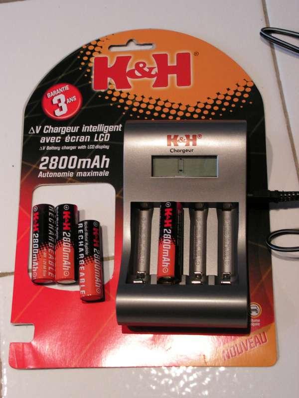 Chargeur accus R3 & R6 : Possible de ne charger qu'un seul accumulateur ! Chargeur-accu03