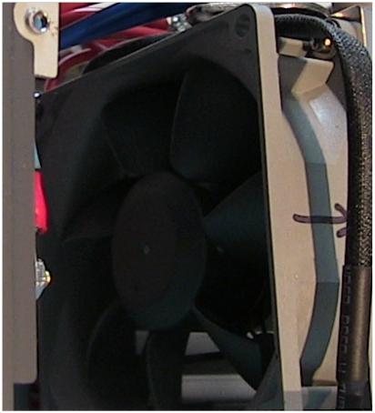 Diamond GSV3000 : Alimentation bruyante au démarrage - Modification de la gestion de la vitesse du ventilateur Ventil