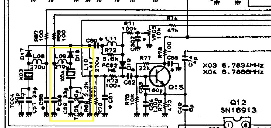 FT757 Yaesu : Réception et émission étroites / étriquées - Perte de puissance (Phénomène transitoire ou permanent) Ft757-plan-reg-lsb-tc5