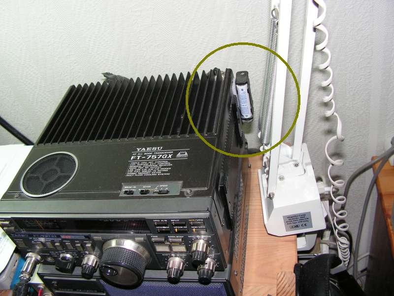 Remplacer vos piles boutons de poste par des accumulateurs Pile-ft757-1
