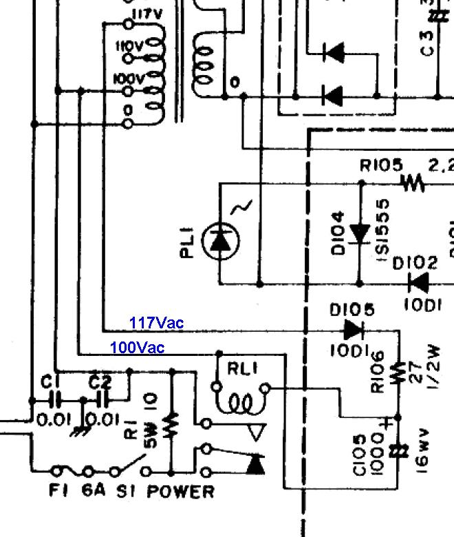 FP757 HD - Panne Alimentation Yaesu : Relais bruyant n'arrêtant pas de battre Fp757-10
