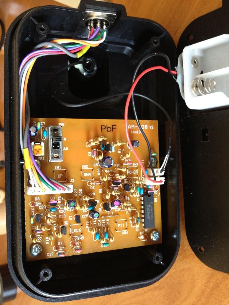 AM 308 ADONIS - Alimentation externe Am-308-circuit-imprime-1