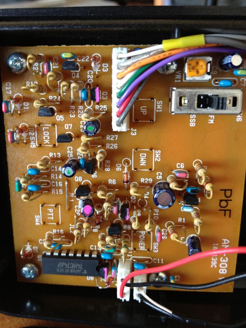 AM 308 ADONIS - Alimentation externe Am-308-circuit-imprime-2