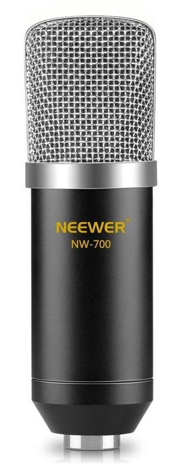 FTdx1200 Yaesu et Micro Neewer NW700 : Economique et efficace Neewer-NW700