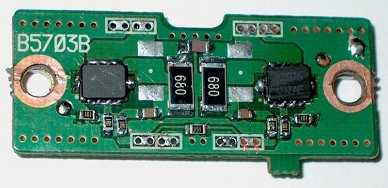 IC7400 : Fragilité des transistors Drivers - Dépannage & Opérations préventives Driver-ic7400-cote-composant