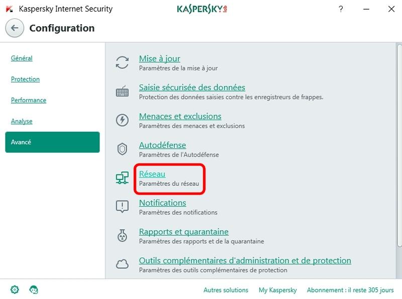 """Blocage Navigateur Firefox : Message """" La connexion n'est pas sécurisée """"  Kaspi02"""