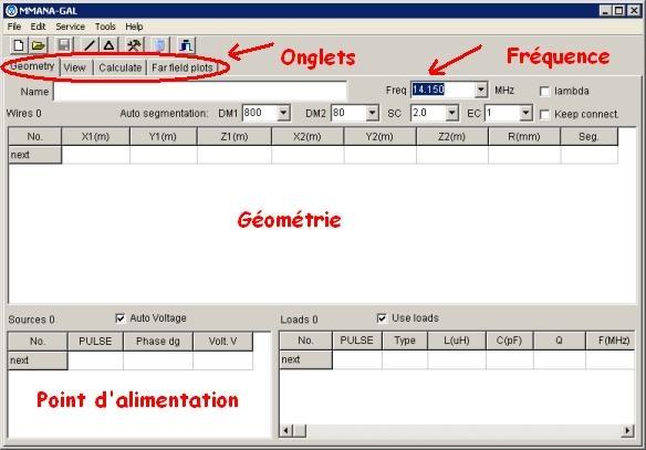 Diagramme de rayonnement d'antenne - Exemple d'utilisation Image1