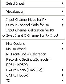 Configuration clé RTL SDR : Driver et logiciels Hdsdr03