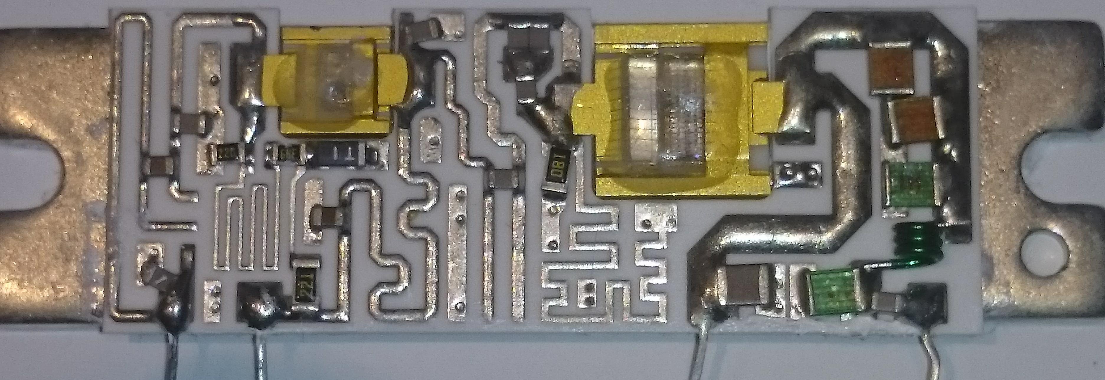 Kenwood TM733 : Problème de puissance ( faible, inexistante ou disparaissant en quelques secondes ) - Idem Alinco DR605 07-hybride-08