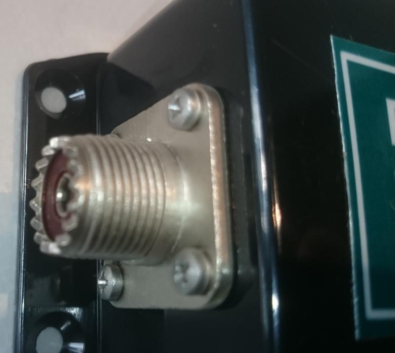 Transformateur d'impédance ( UNUN ) 1:9 sur eBay / Balun 04