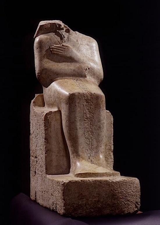 Estatua de hapuseneb EG_1822_01