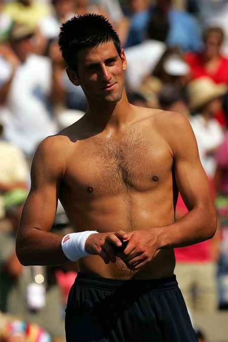 AUSTRALIAN OPEN 2009 - INSCRIPTIONS  ET COMMENTAIRES DES MATCHS Djokovic1