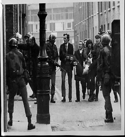 Conflicto de Irlanda del Norte: Domingo Sangriento (1972) Bloody-sunday-2