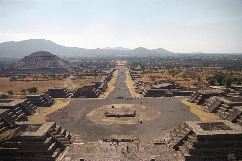 Textbooks to be Rewritten because of Bizarre Teotihuacan Discoveries Teotihuacan2_1024