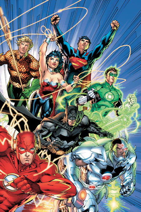 [News] DC/MARVEL COMICS - Page 4 Justice-League-1-Geoff-Johns-Jim-Lee