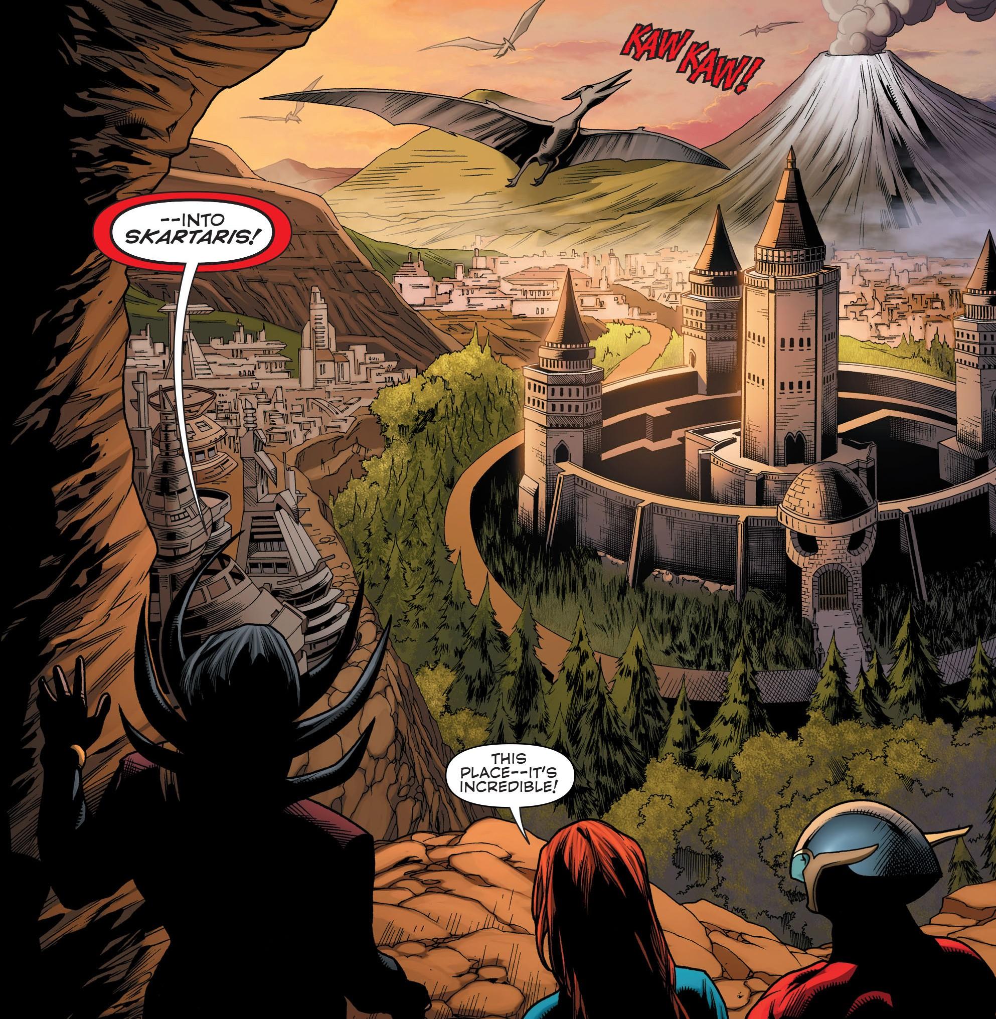 La Terre se rebelle [Jade, Conner] DC-Comics-Convergence-3-Spoilers-Review-6-e1429696209312