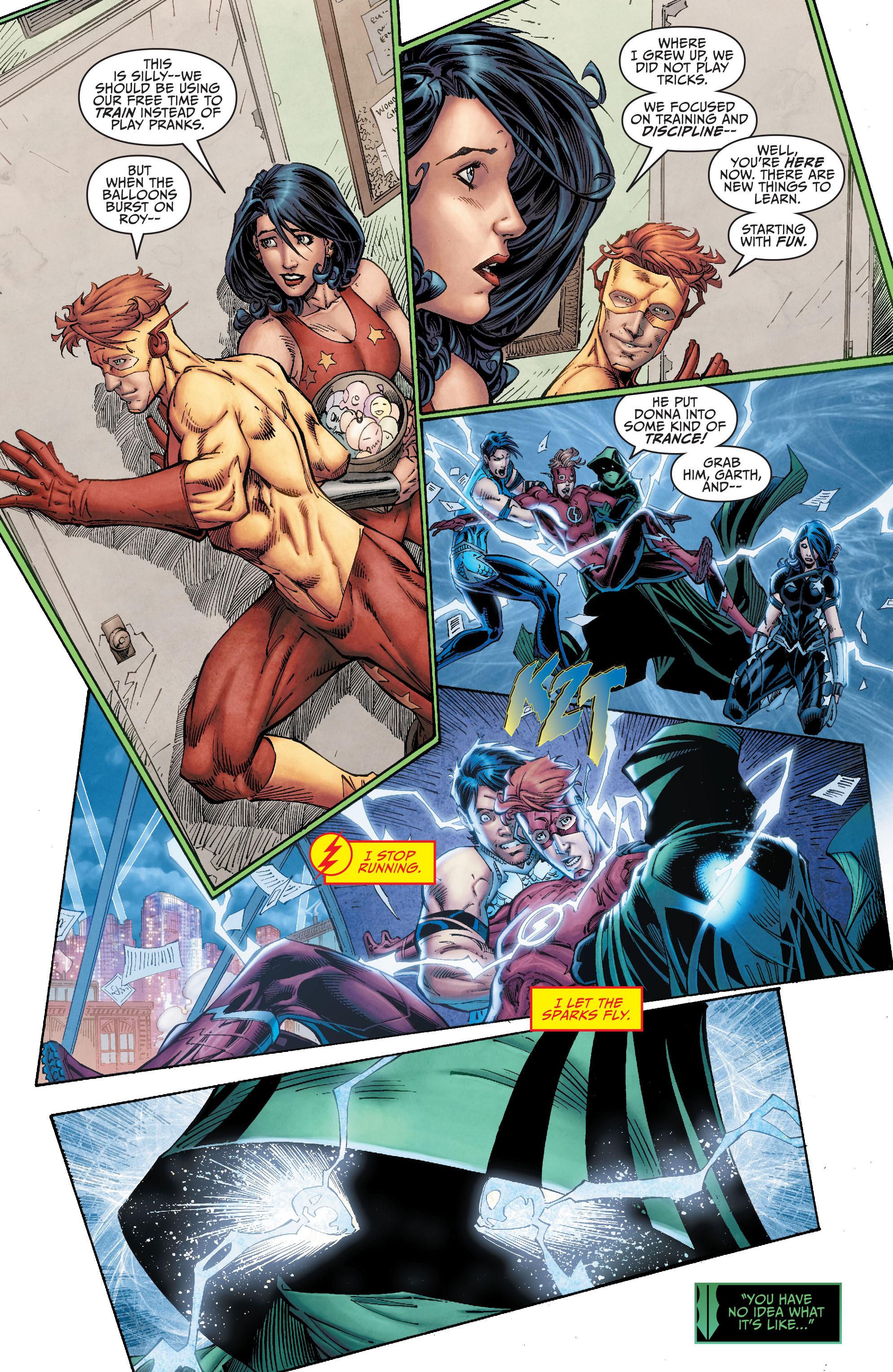 983-987 - Les comics que vous lisez en ce moment - Page 2 Titans-Rebirth-1-spoilers-D