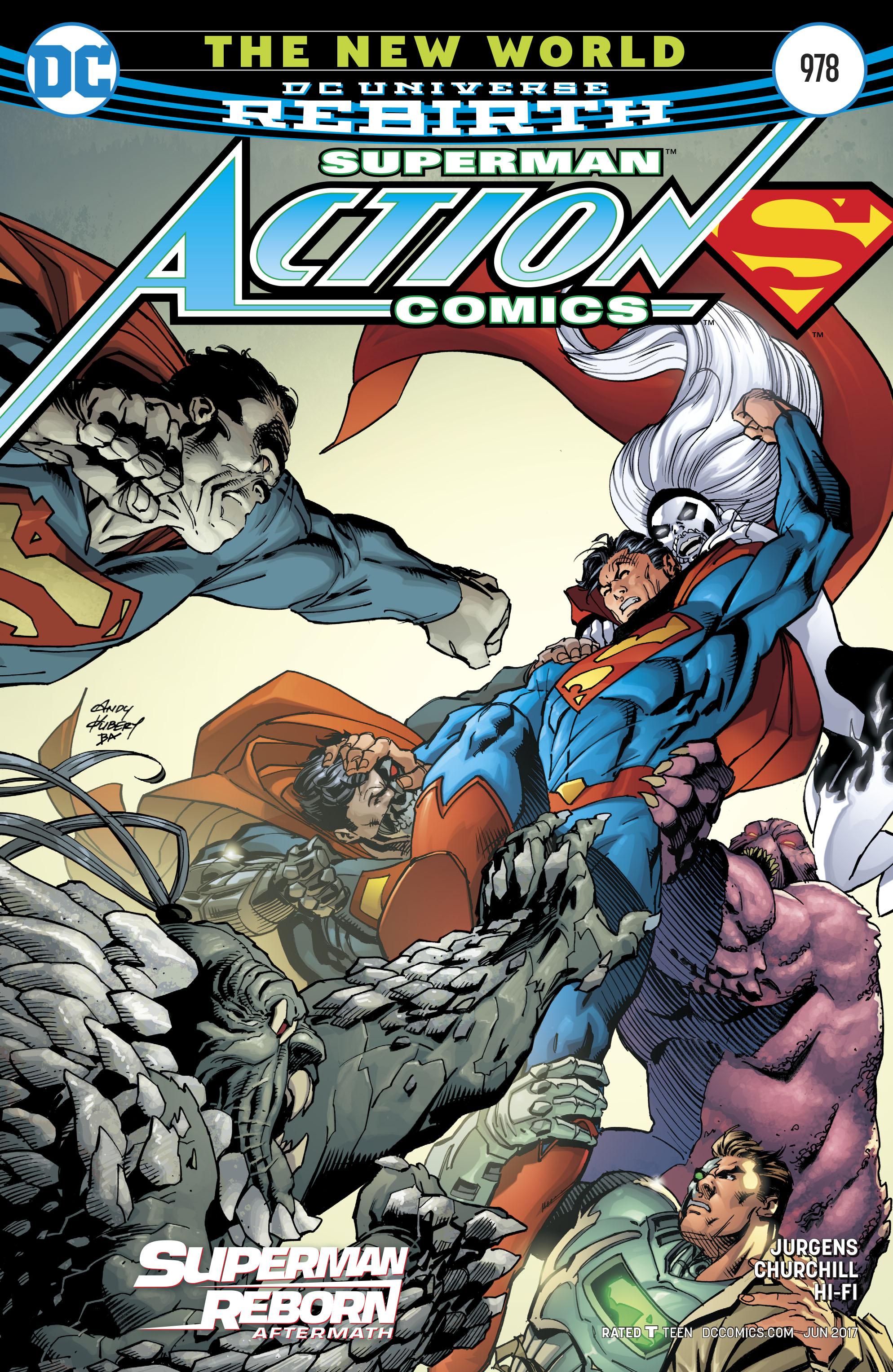 Les comics que vous lisez en ce moment - Page 3 Action-Comics-978-Superman-DC-Comics-Rebirth-spoilers-2