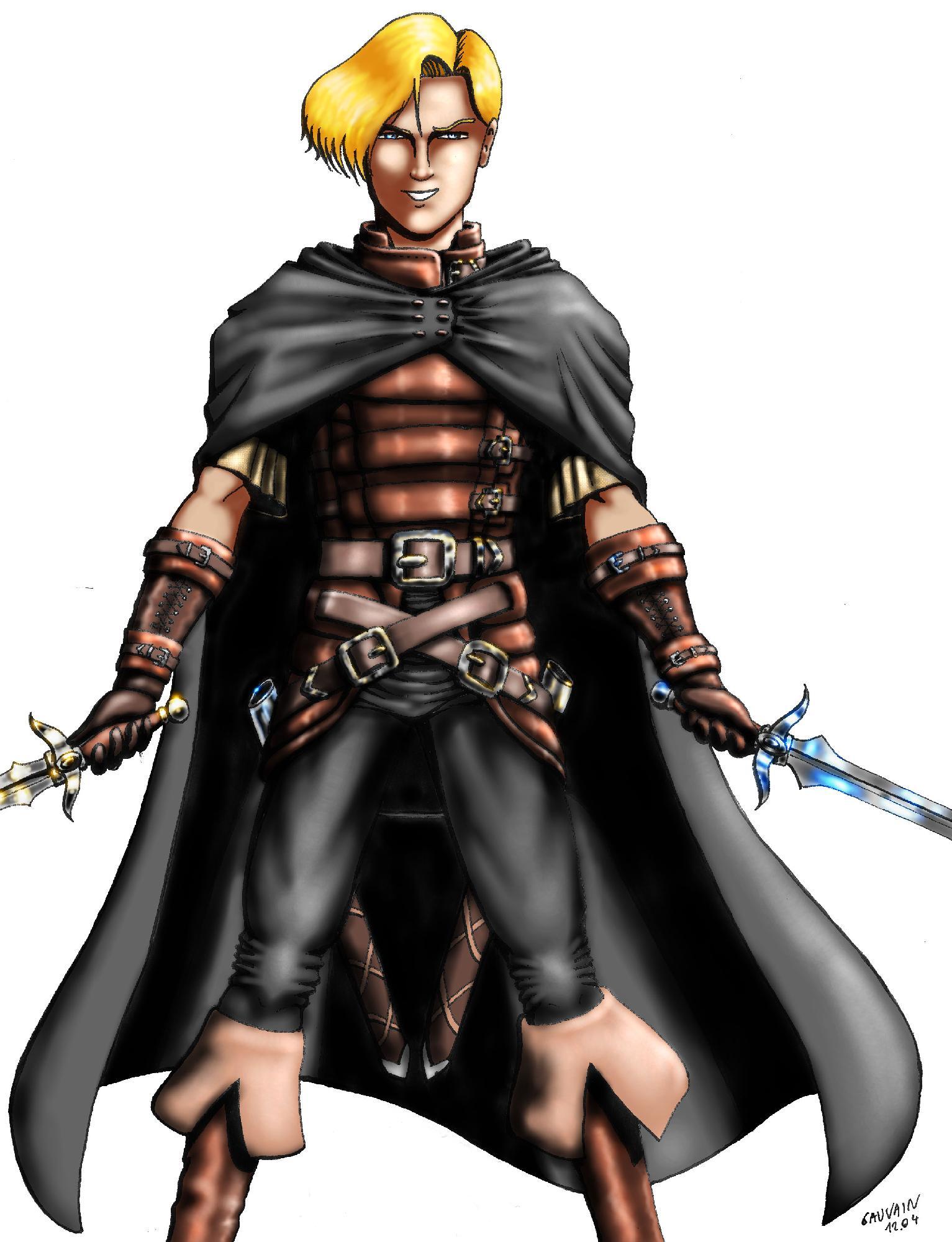 Fugitifs : Dessins des personnages joueurs Image5c8119846b1b3