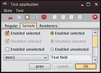 تعلم كيفية إنشاء تطبيقات ذات وجهة رسومية جذابة فى الجافا باستخدام المكتبة Substance look&feel Mariner1