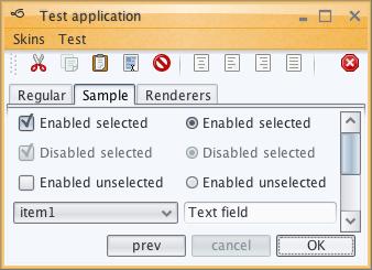 تعلم كيفية إنشاء تطبيقات ذات وجهة رسومية جذابة فى الجافا باستخدام المكتبة Substance look&feel Nebulabrickwall1