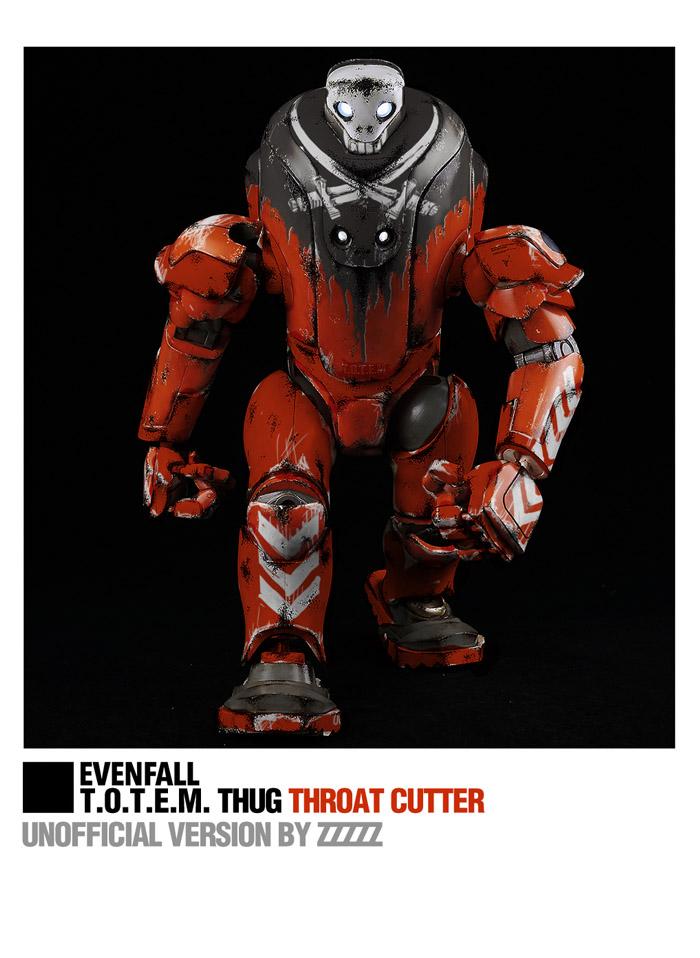 T.H.U.G.      ThugThroatCutter