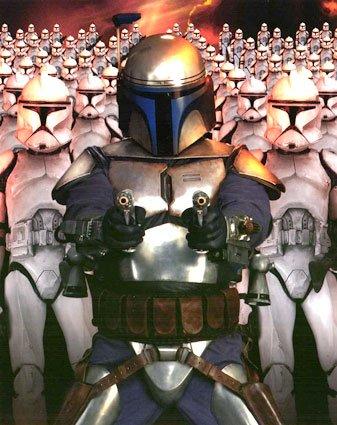 Quelle prochaine statue 1/4 sideshow aimeriez vous voir ? Star-wars-attack-of-the-clones-jango-fett