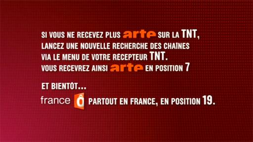 FRANCE Ô en DVB-S clair sur le satellite AB3 le 30 juin 2010 Artesd1