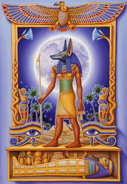 EVOLUTION ET VISUALISATION... - Page 13 Anubis